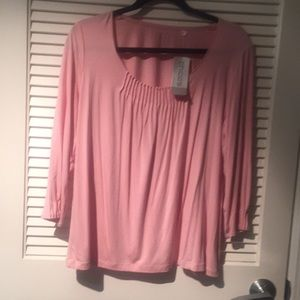 Chico's Pink Top